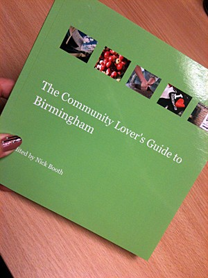 4am Project chapter in Community Lover's Guide To Birmingham